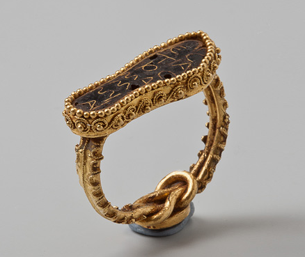 Ring from Greek Civilization - Hermitage Museum