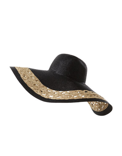 Summer Hat Low Cost in ZARA