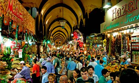10 of the best markets in Istanbul I: Spice Bazaar