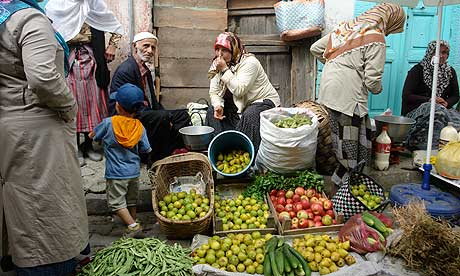 10 of the best markets in Istanbul III: Inebolu